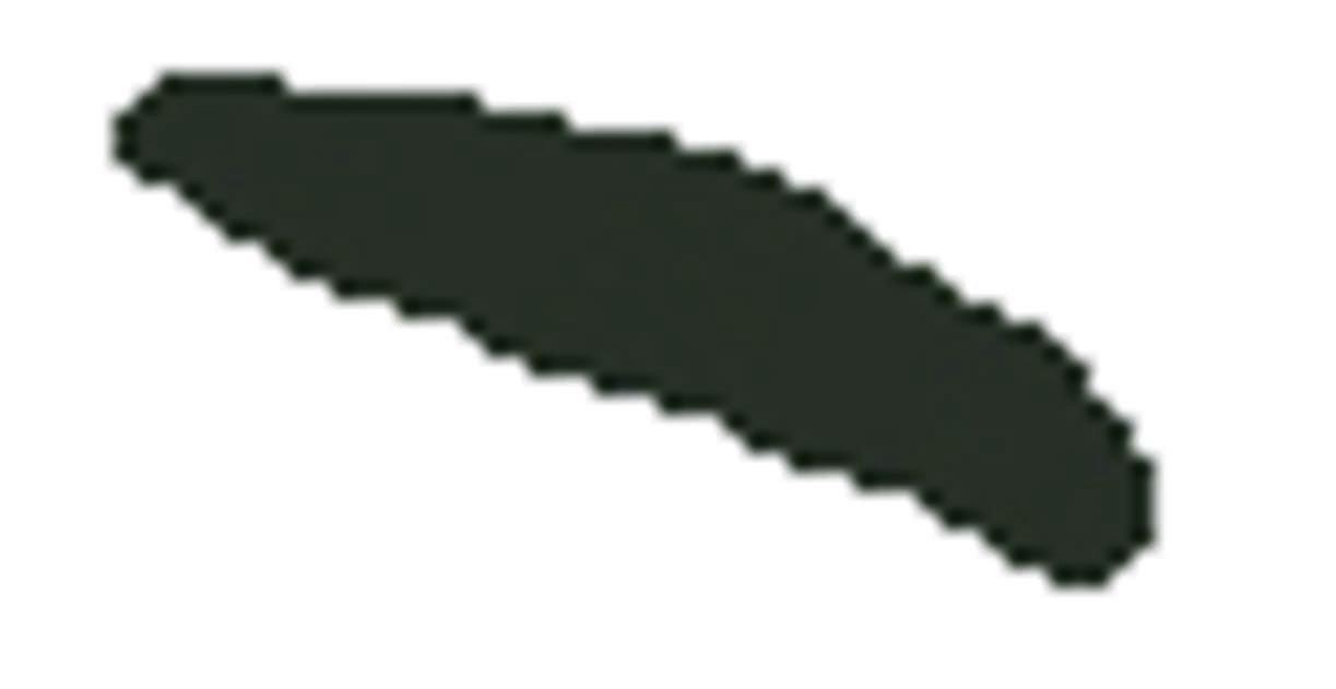 屋頂鼠因常出沒於天花板、屋頂,故名;又稱黑鼠或船鼠。鼠大便長約1.2公分長。