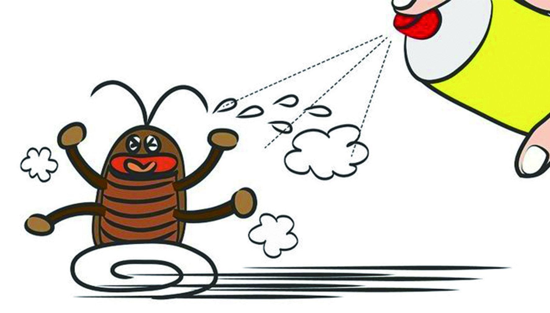 且多數傳統的人造合成殺蟲劑,不僅因為危害環境、威脅魚類、鳥類生存,同時也對人類具有長久的「致癌性」和「基因毒性」,因而遭到禁用。不僅如此,蟑螂面對殺蟲劑時,還會迅速產生「抗藥性」,使得普通殺蟲劑這招法寶,完全不適用在蟑螂身上。