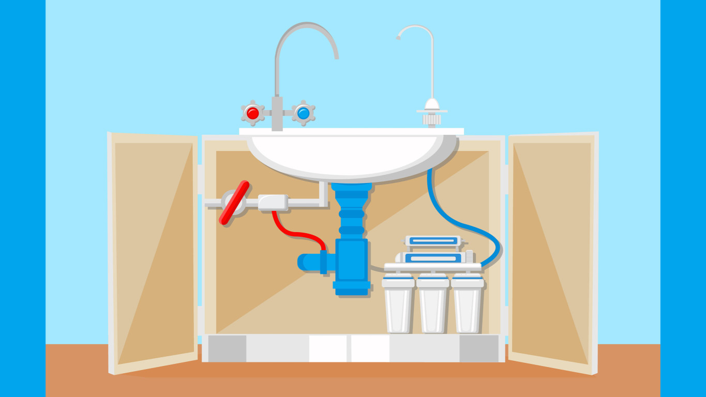很多時候室內有蟑螂真的不一定是因為環境髒亂,排水管線猶如蟑螂的電梯一般,讓牠們可以沿著管線到處玩耍。