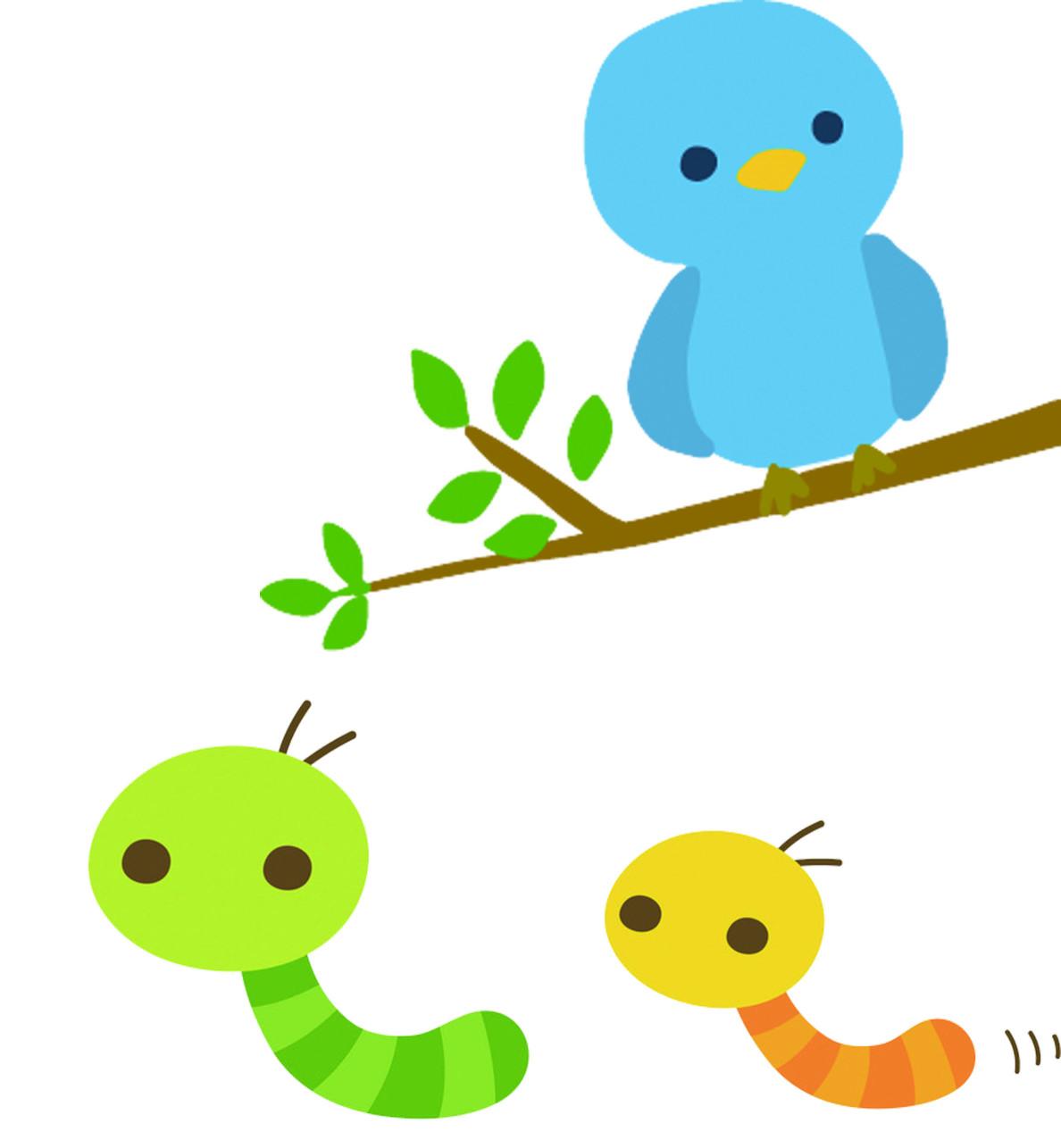 鳥類會吃蟲,當然也包含毛毛蟲在內,這是一般人對於毛蟲天敵的認知。 不過,其實並非所有肉食性的鳥類都會吃毛蟲,畢竟許多種類的毛蟲全身布滿毒毛, 鳥兒也是避而遠之。只有少數品種能夠對抗毒毛,例如「杜鵑鳥」、「喜鵲」等, 便是專門捕捉毛毛蟲的鳥類。