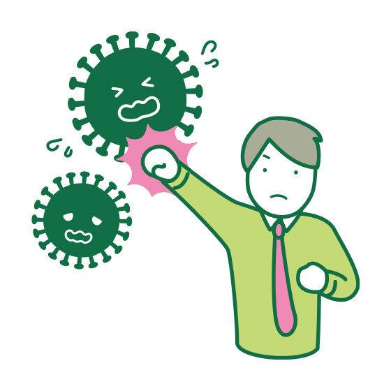 2020年武漢肺炎爆發之際,肺炎病毒成為新聞中最常出現的詞彙之一,不過卻很少人理解「細菌」與「病毒」兩種微生物的差別。最主要的差別在於,細菌感染較容易被治癒,但近年來抗生素濫用的情形促使的超級細菌的產生,是謂公衛一大危機。