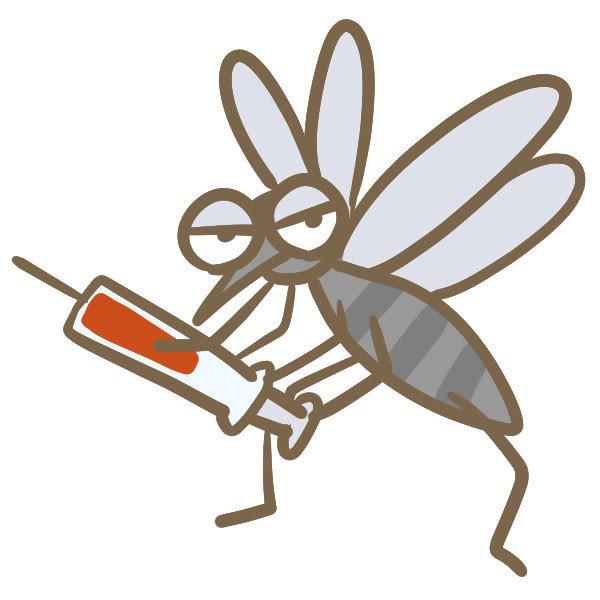 【除蚊子】即使在寒冷的天氣中,蚊子一樣活躍 !