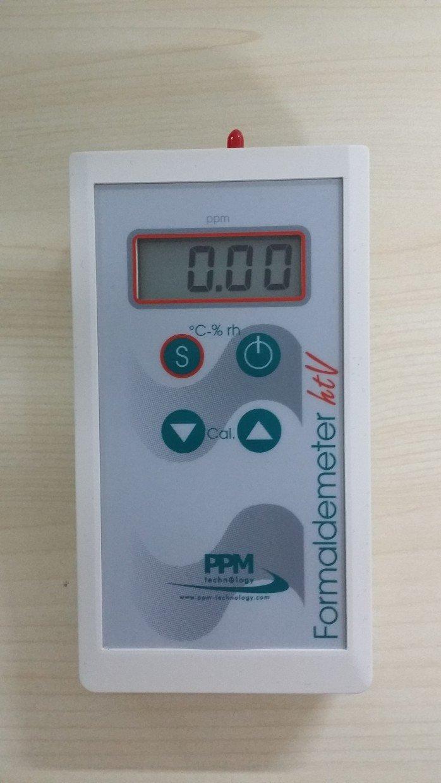 英國PPM HTV-M甲醛檢測儀採用先進的微電子及傳感器技術,可以連續紀錄7天的測試數據,具備濕度補償功能