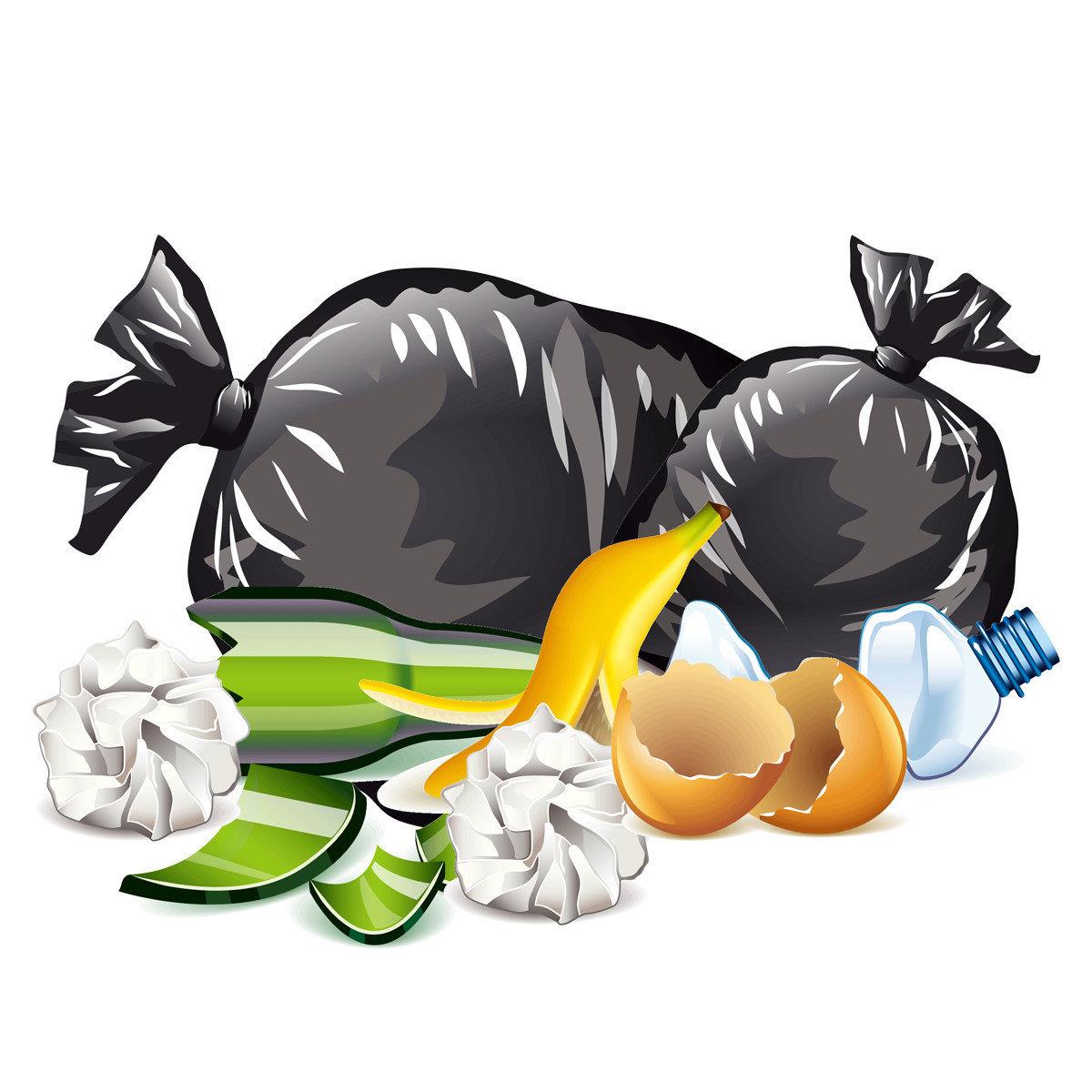 野貓肚子若餓了。放在路邊的垃圾,是非常好的取食處。使用銳利的爪子可以輕易的將塑膠袋撕破,因此經常會看到亂糟糟的散落在路上。