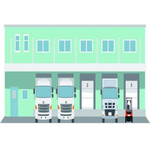 【物流倉庫】在工廠、倉庫或物流設施中,環境害蟲預防的重要性 !