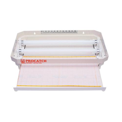 【推薦捕蚊燈】Procatch/L-102抽屜專業型/營業用/光波捕蟲/強力黏蟲(台灣MIT出品)