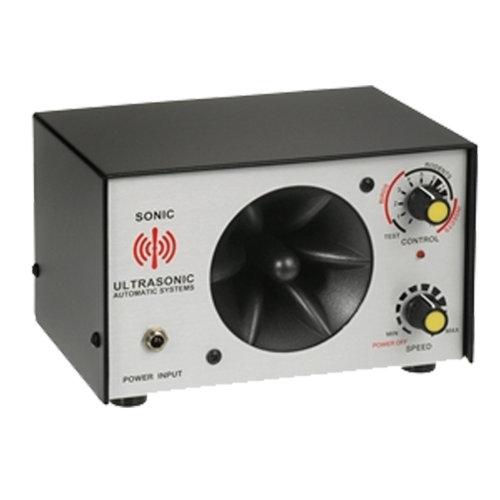【物理防鼠】JWP-313 超音波驅鼠器 (商用型70坪)