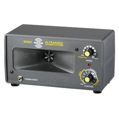 【物理防鼠】JWP-309 超音波驅鼠器 (商用型50坪)
