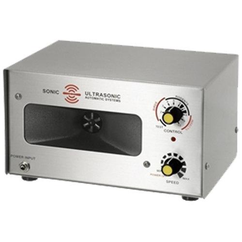 【物理防鼠】JWP-318 超音波驅鼠器 (商用型200坪)