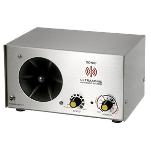 【物理防鼠】JWP-316 超音波驅鼠器 (商用型150坪)