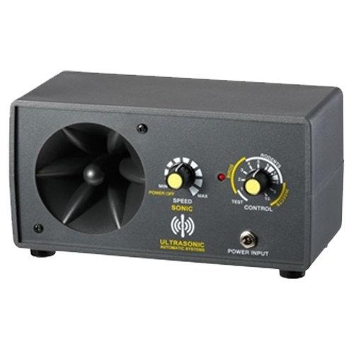 【物理防鼠】JWP-307 超音波驅鼠器 (家用型30坪)